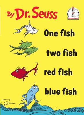 Picture of One fish, two fish, red fish, blue fish