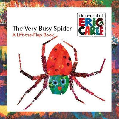 Picture of The Very Busy Spider